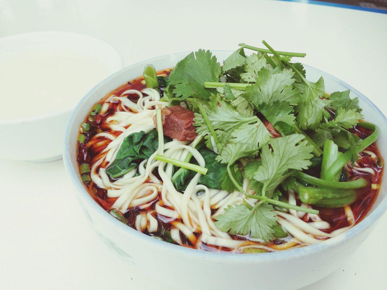 Food noodles