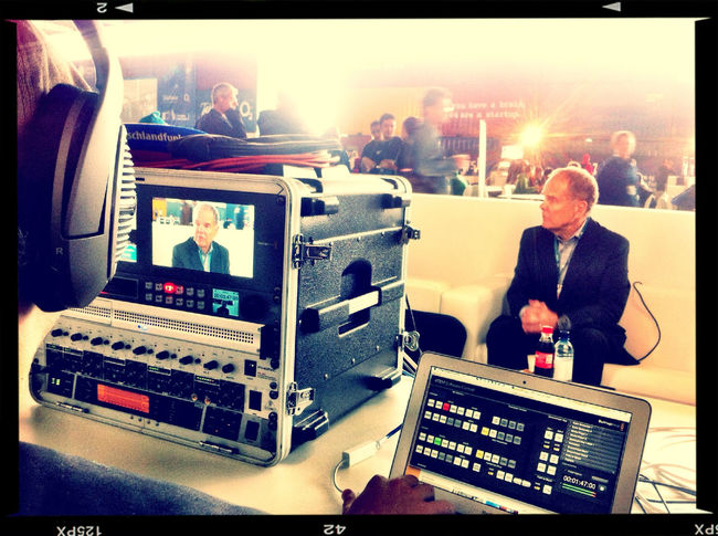 Some Kind Of Childhood Hero -- Interviewing @dtapscott