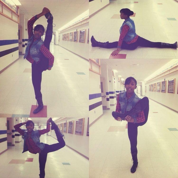 The Gymnast I Am