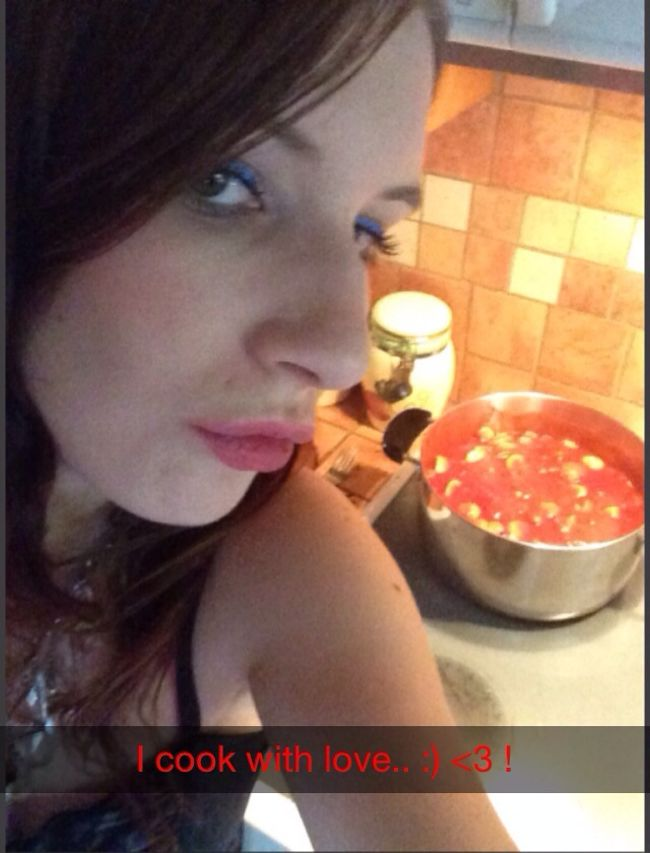 I Cook With Love <3