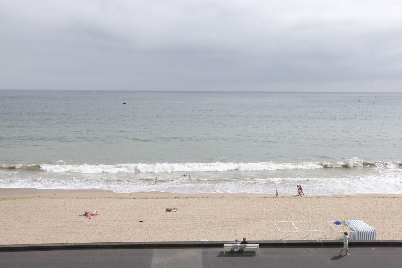 La Baule, mercredi 1er juillet 2015, 17h00. Sea Mstkn Time Timelapse TimeLaBaule Beach France Eyem Best Shots