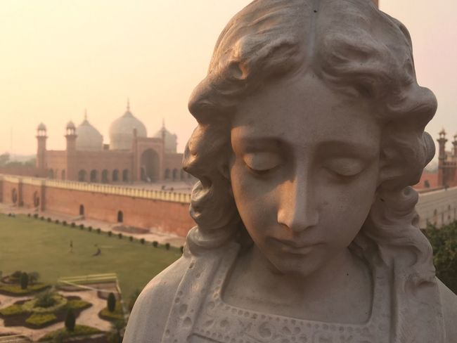 Lahore BadshahiMosque Pakistan First Eyeem Photo