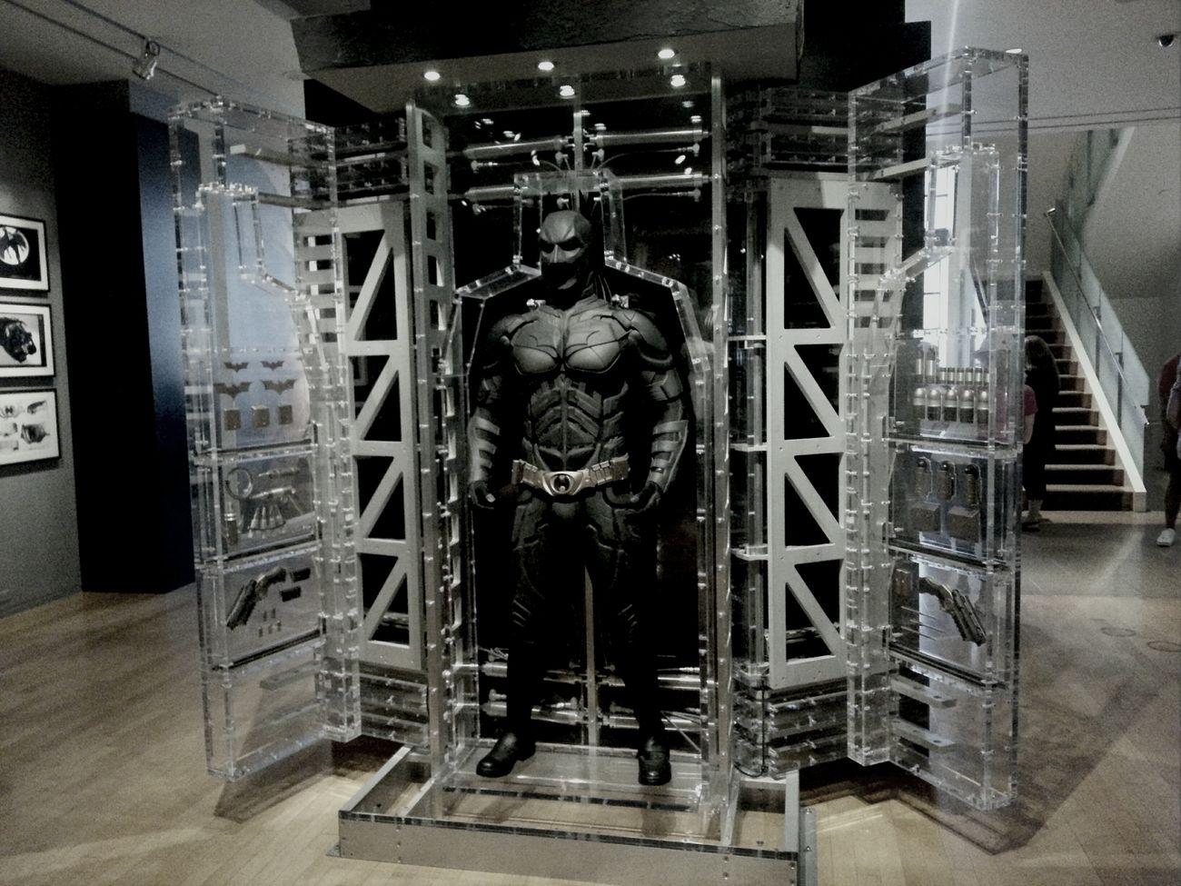 Batman Batman Museum Warner Bros Studios