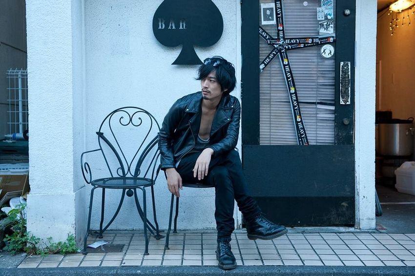 ゴールデン街 Portrait Model That's Me Peaple photo by 田尻光隆