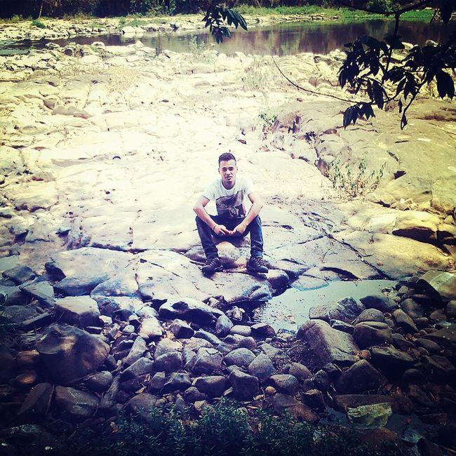Era pra ter um rio aqui...