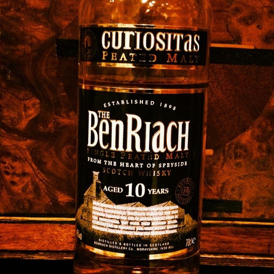 Nr. 5: BenRiach Curiositas, 10 Jahre, Peated Malt... #whiskyBN Tasteup Speyside 10jahre Benriach Hotel Loewen Tasting Whisky Lion Whiskybn Scotch Peated Bonn Curiositas Malt 10years Löwen  Godesberg Badgodesberg Singlemalt