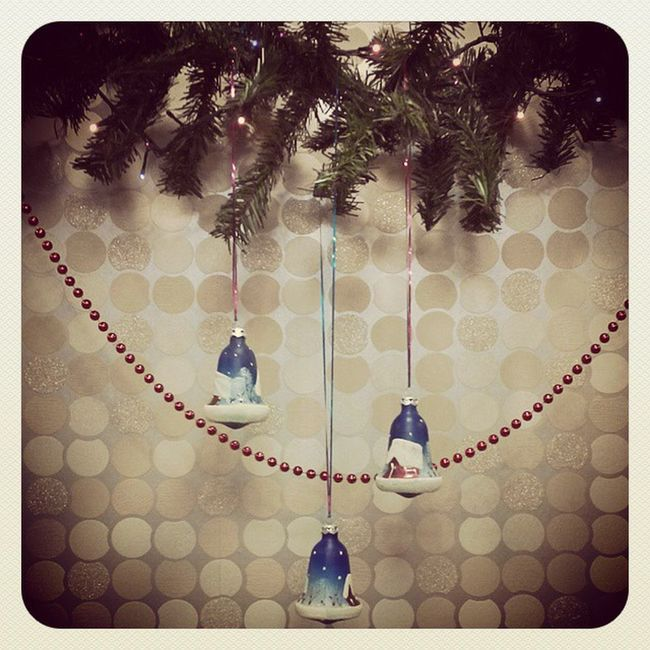 омск сибирь новыйгод рождество зима Newyearday NewYear Christmas Christmastree Bell Wreath