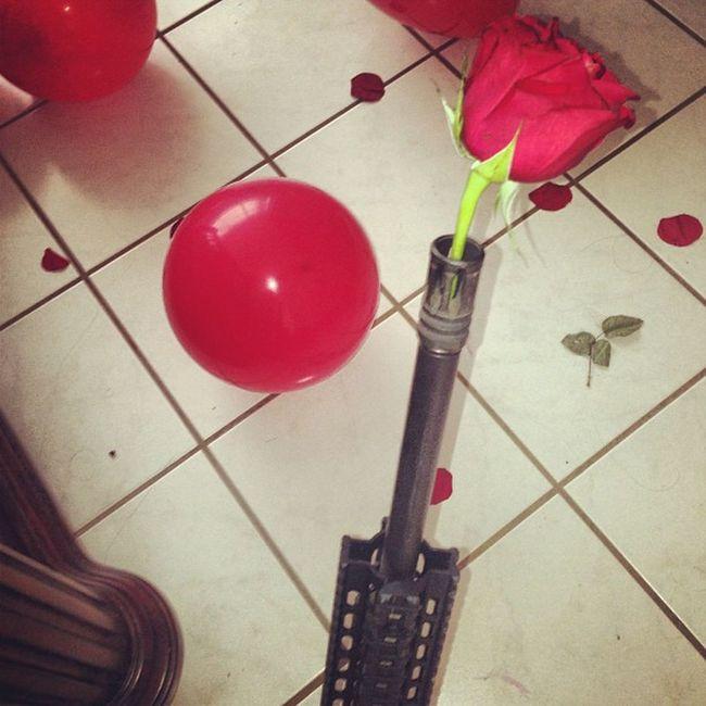 Happy Valentines day!! Ar15 2A Myreason Nra valentines lovely gunporn whatban