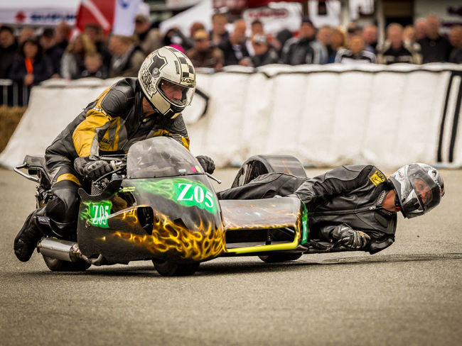 official streetracing Bike Fun Motobike Side Carriage Racing Sports Photography Streetracer Togetherness