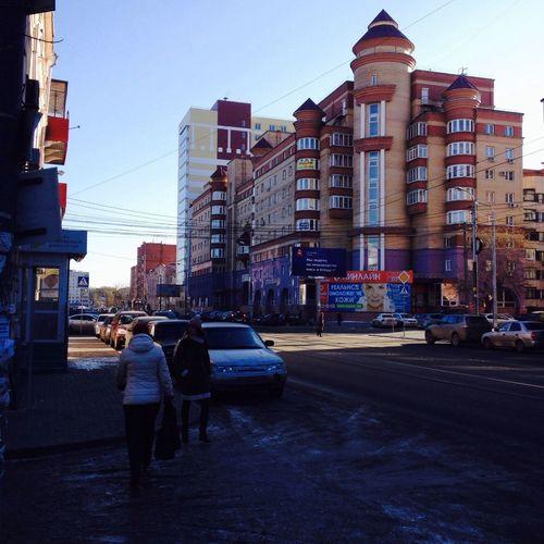 City Russia Bilding Architecture