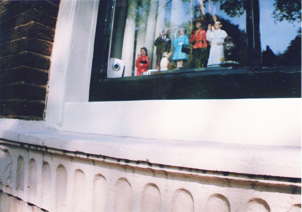 Toystory Reflections Royalty Filmcamera Lomo Window