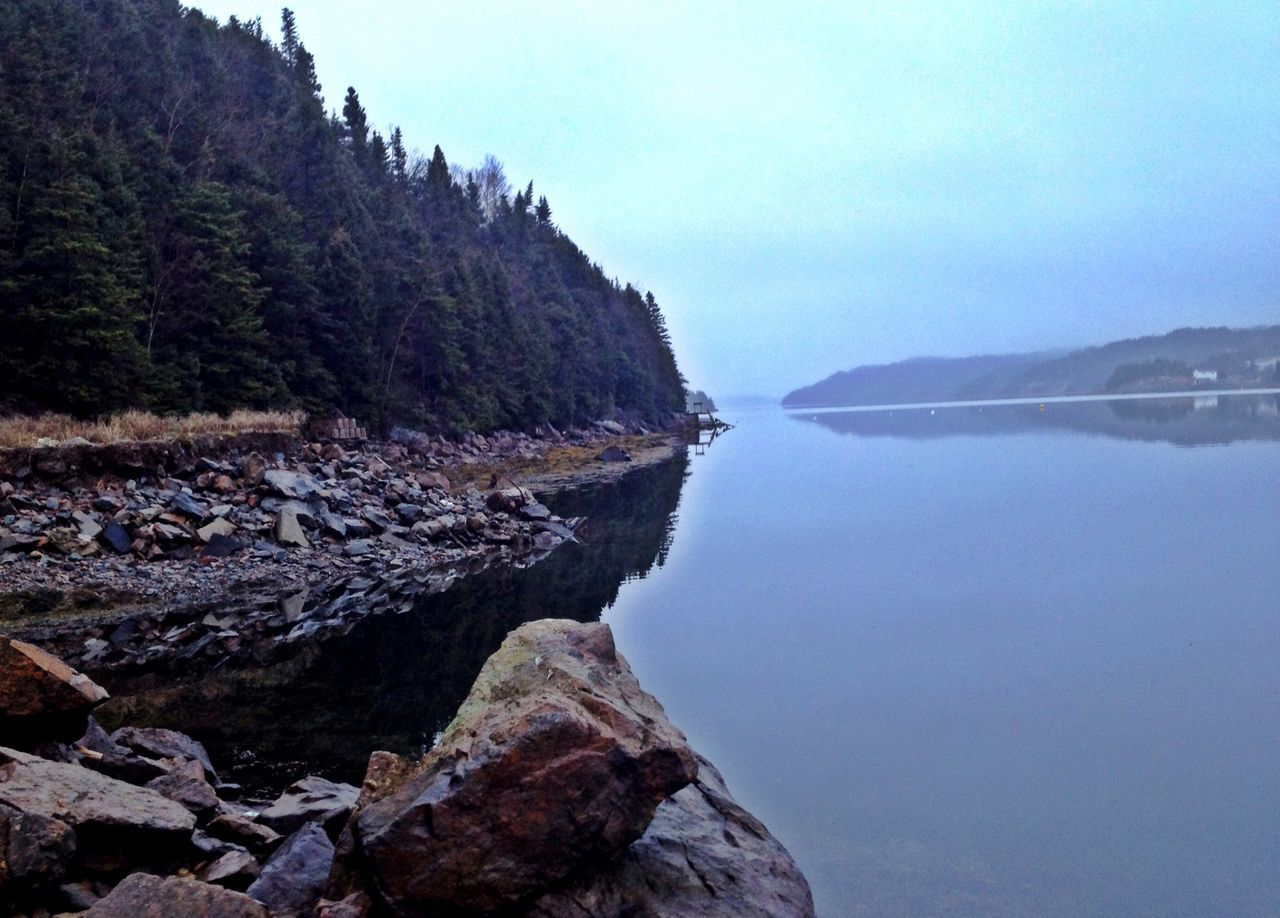 Seaside - iPhone 4S - Newfoundland - Canada IPhoneography Landscape Amazing View Landscape_Collection