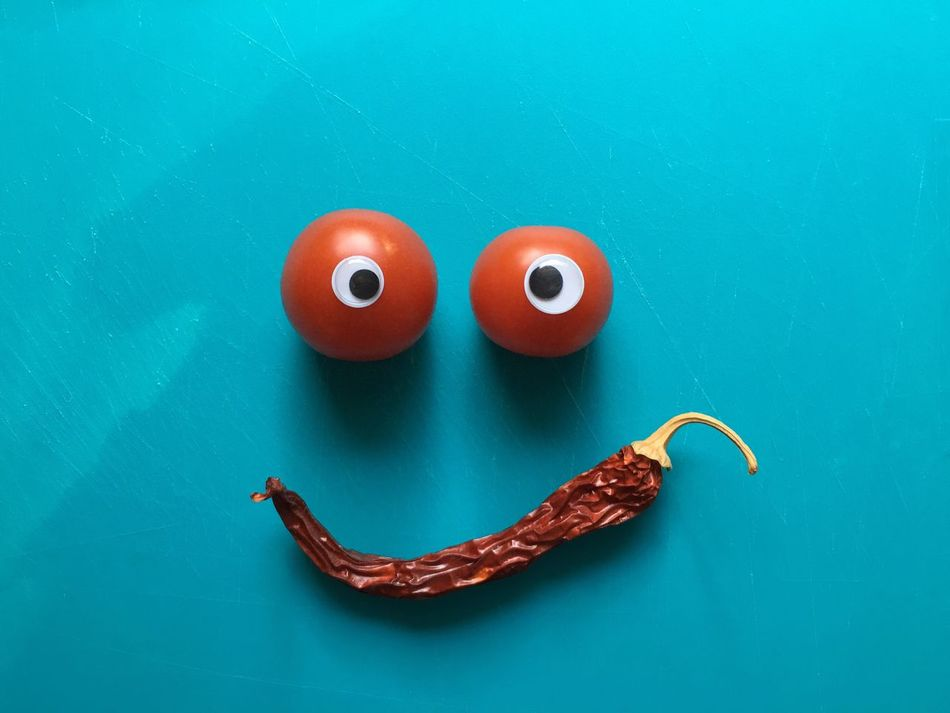 Beautiful stock photos of grafiken, Anthropomorphic Face, Anthropomorphic Smiley Face, Art And Craft, Chili Pepper