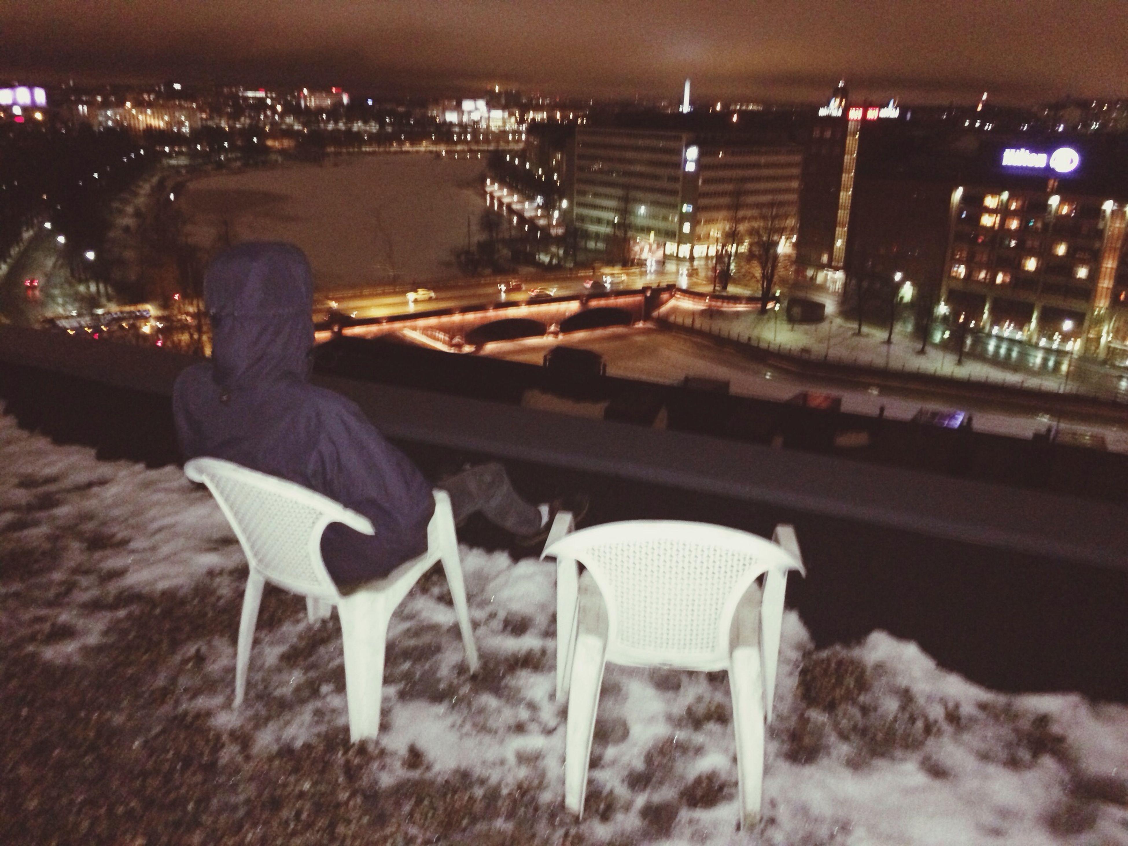 Not Even Flexin ! Lol Enjoying The View University Life Landscape