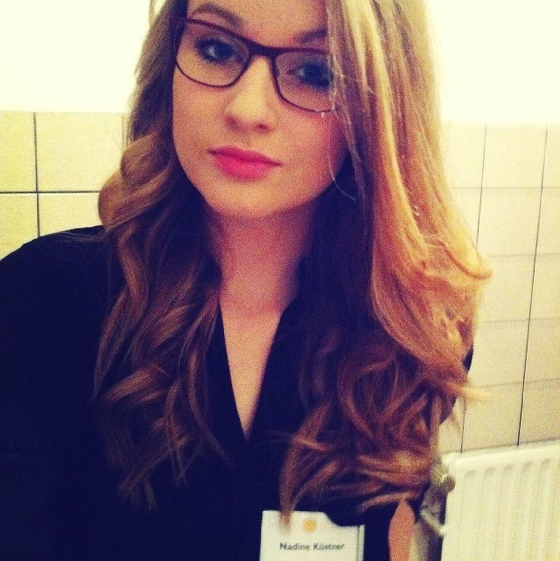 Beauty Bad Teacher. No Smile Today
