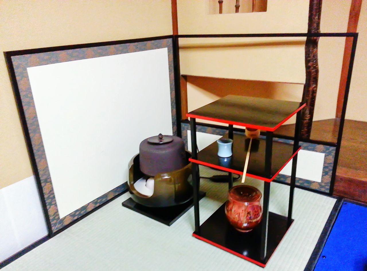 茶道具 Indoors  Tea Ceremony Japanese Traditional Japanese Culture Sadou Tea