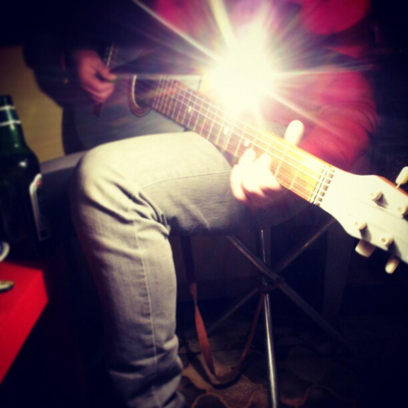 Guitar Light Przeprowadzka Patguzik