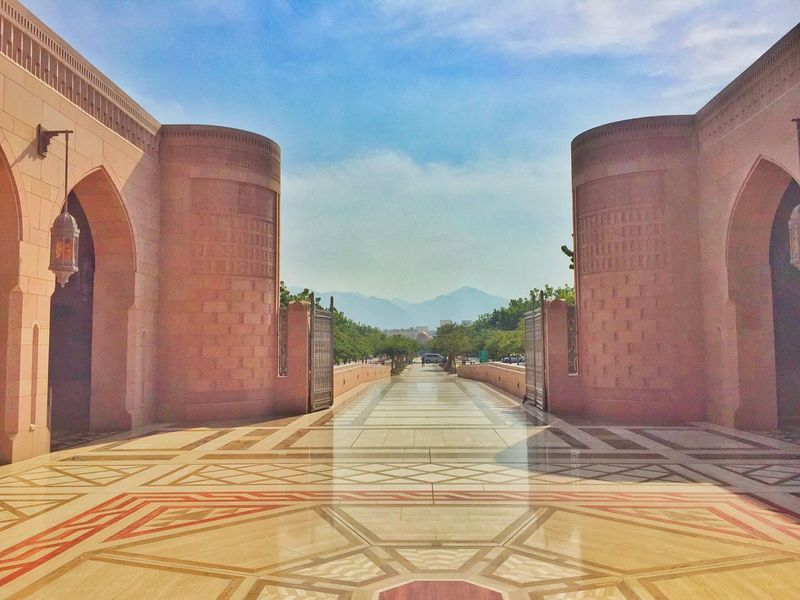 Architecture Building Exterior Place Of Worship Oman_photography Oman_photo