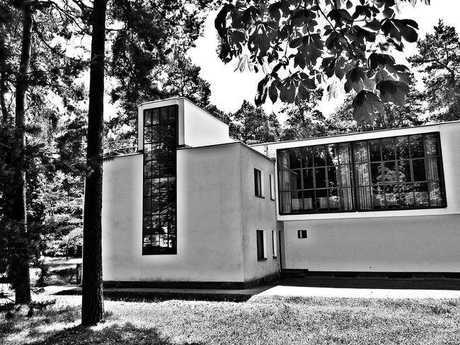 Design The Architect - 2014 EyeEm AwardsBlackandwhite Bauhaus