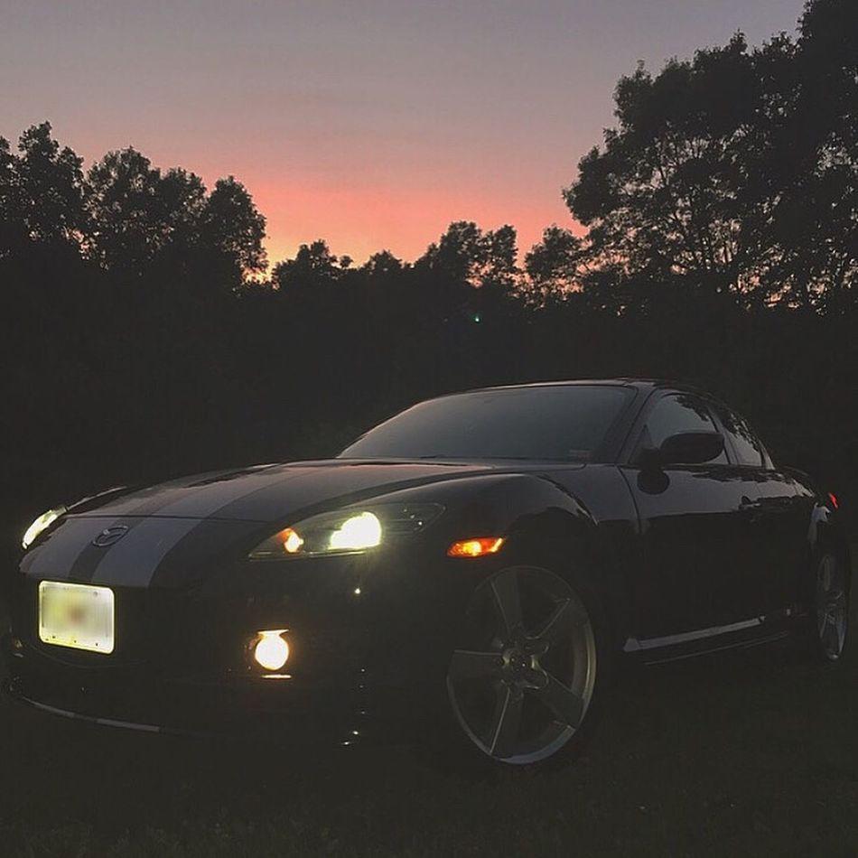 Mazda Mazdarx8 Taking Photos Photography