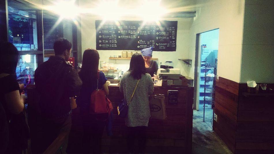 Dounut Time!!! Coffee Break Haritter Japan