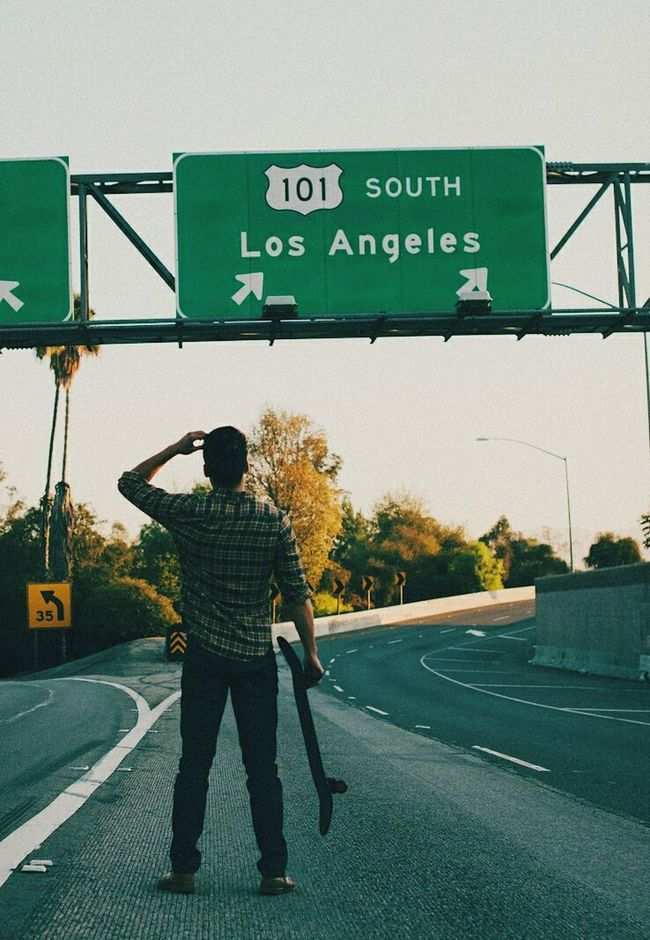 Losangeles California My Dream Place *not my pic*