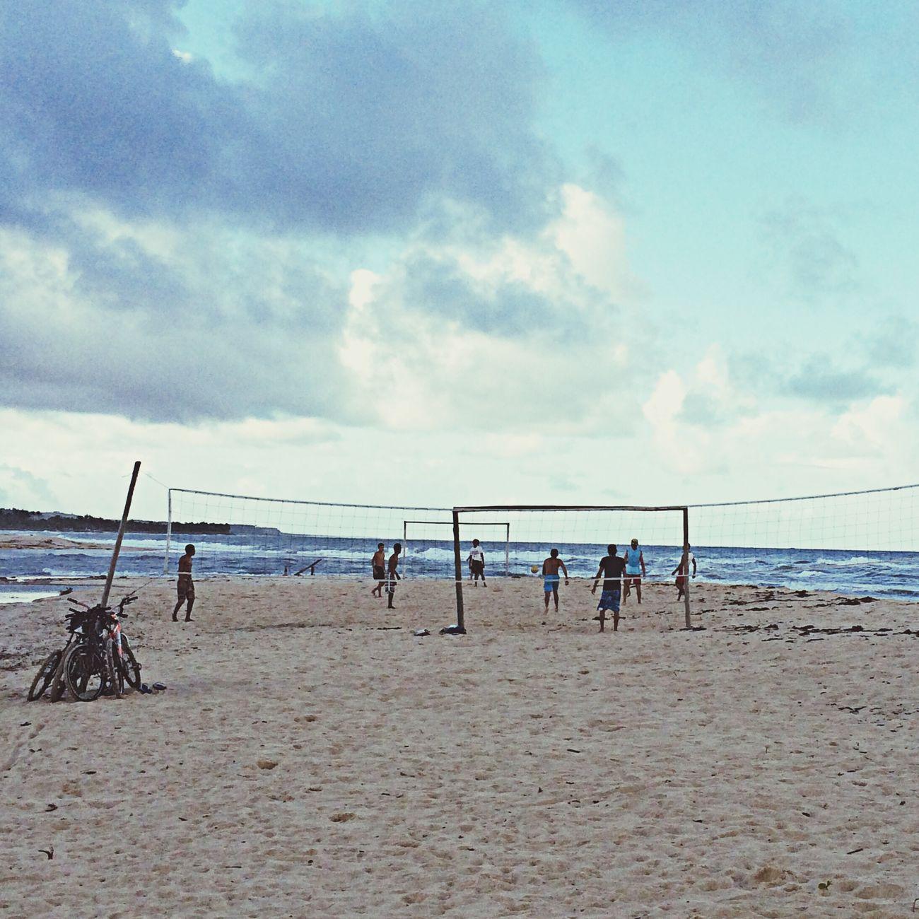 Brazil 2014 World Cup Trancoso Beach Life
