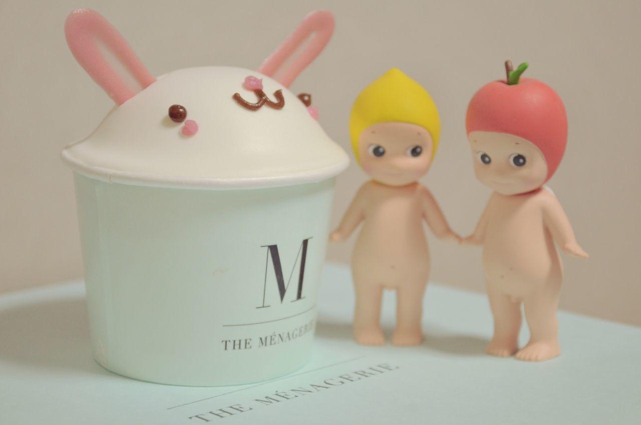 Cupcake Ménagerie Sonyangel