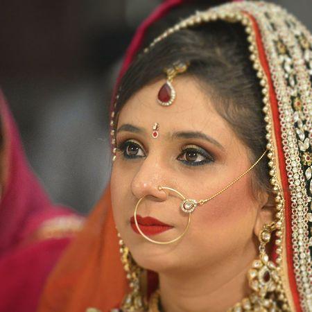 Those  Eyes Filled With Tears Of Hapiness Tagsforlikes Bride Instaclick We_punjabi Marriedpunjabis Gagans_photography