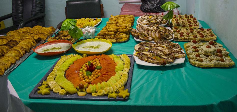 Abundance Arrangement Choice Close-up Food Freshness Large Group Of Objects Multi Colored No People Ramadan  Ramadan Food Ready-to-eat Still Life Variation
