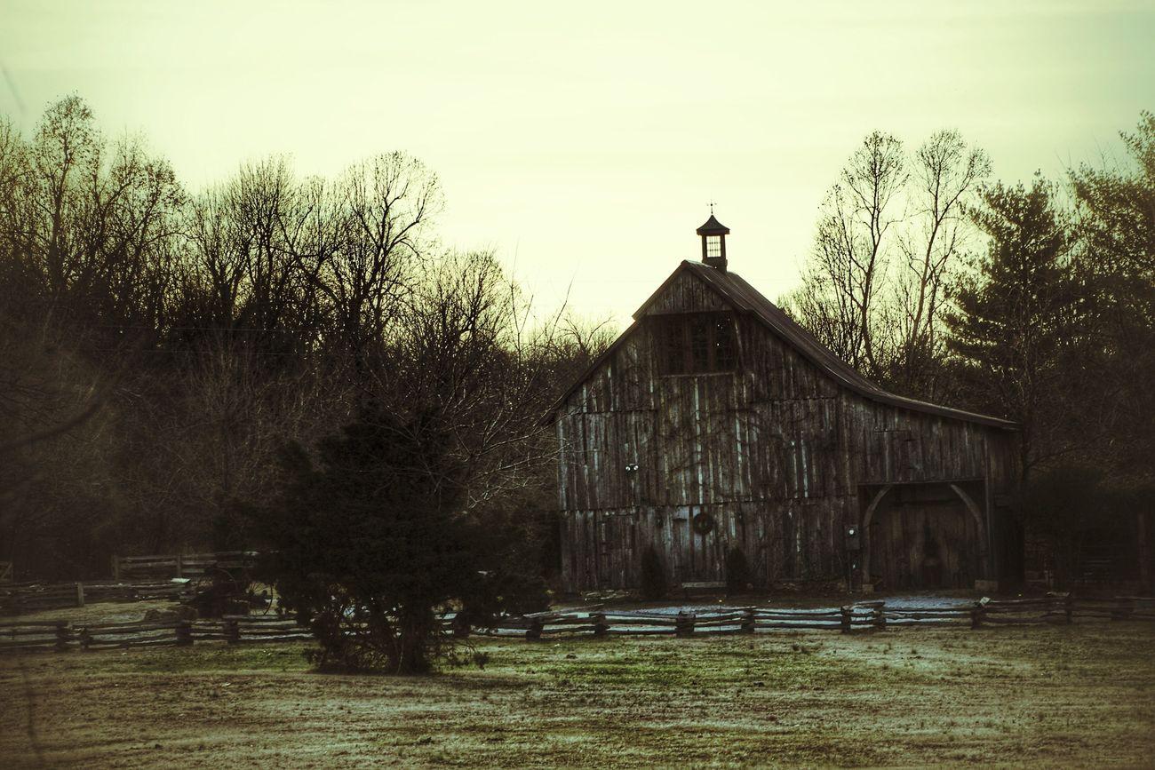Countryside Country Life Arkansas Beautiful Arkansas Barn