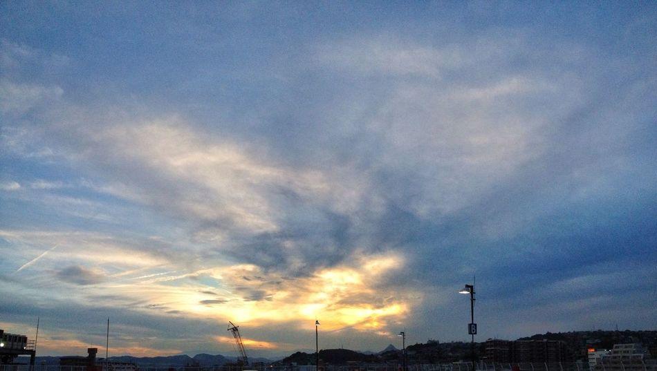 Evening Sky Clouds And Sky Sky Porn Skyviewers