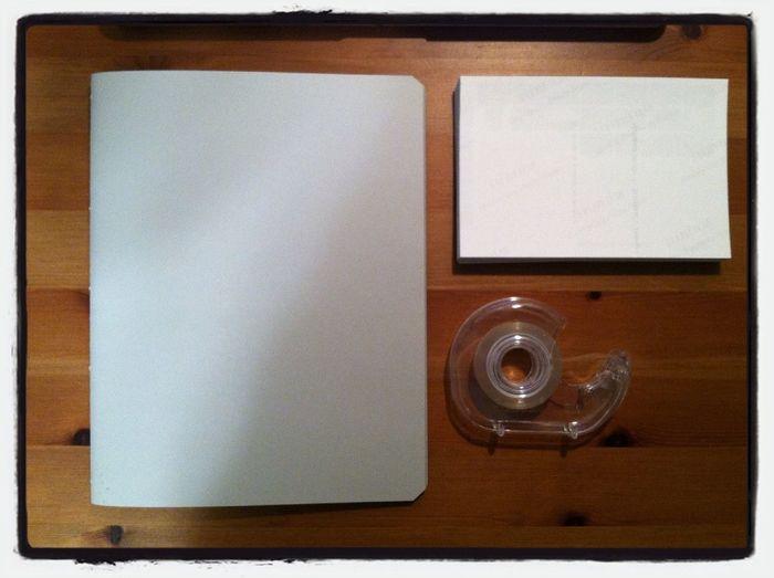 Mock Book Making
