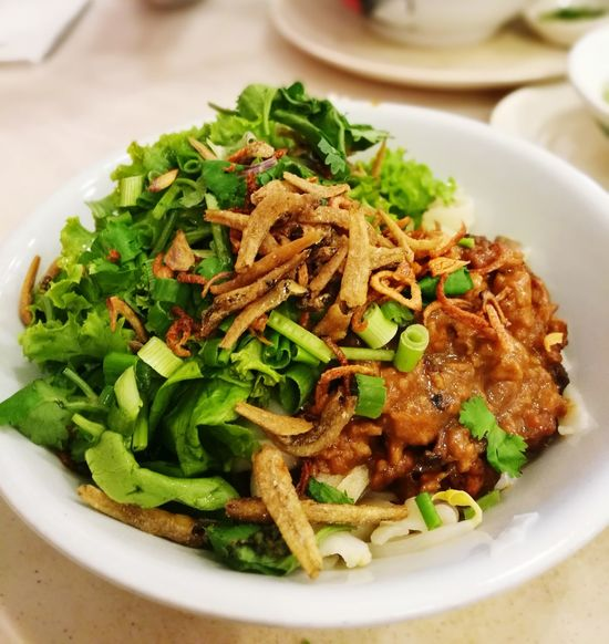 Pan Mee Food Food And Drink Meal Savory Food Ready-to-eat Healthy Eating Close-up Snack Freshness No People Panmee Malaysian Food Malaysian Cuisine Visual Feast Food Stories