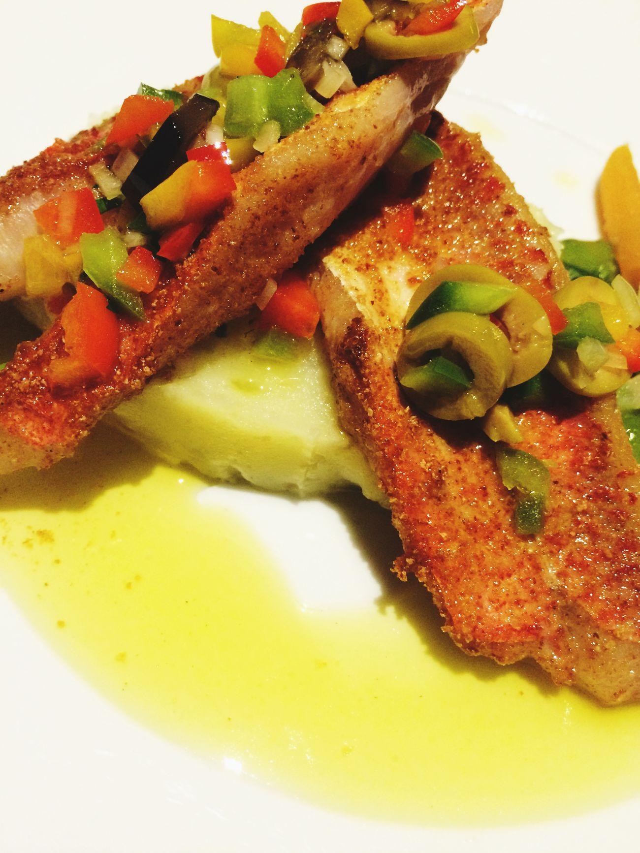 Dinner Fish Cdm15