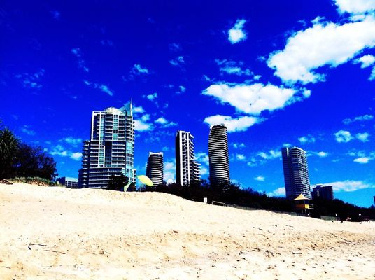 Architecture at queensland by Samer Sarkiss
