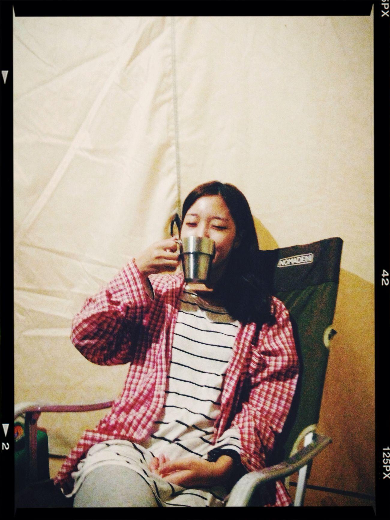 Enjoying Life That's Me Coffee Coffee Time