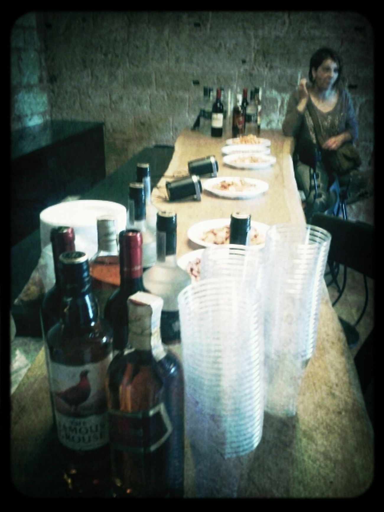 happy hour tonight at work Quantum Group