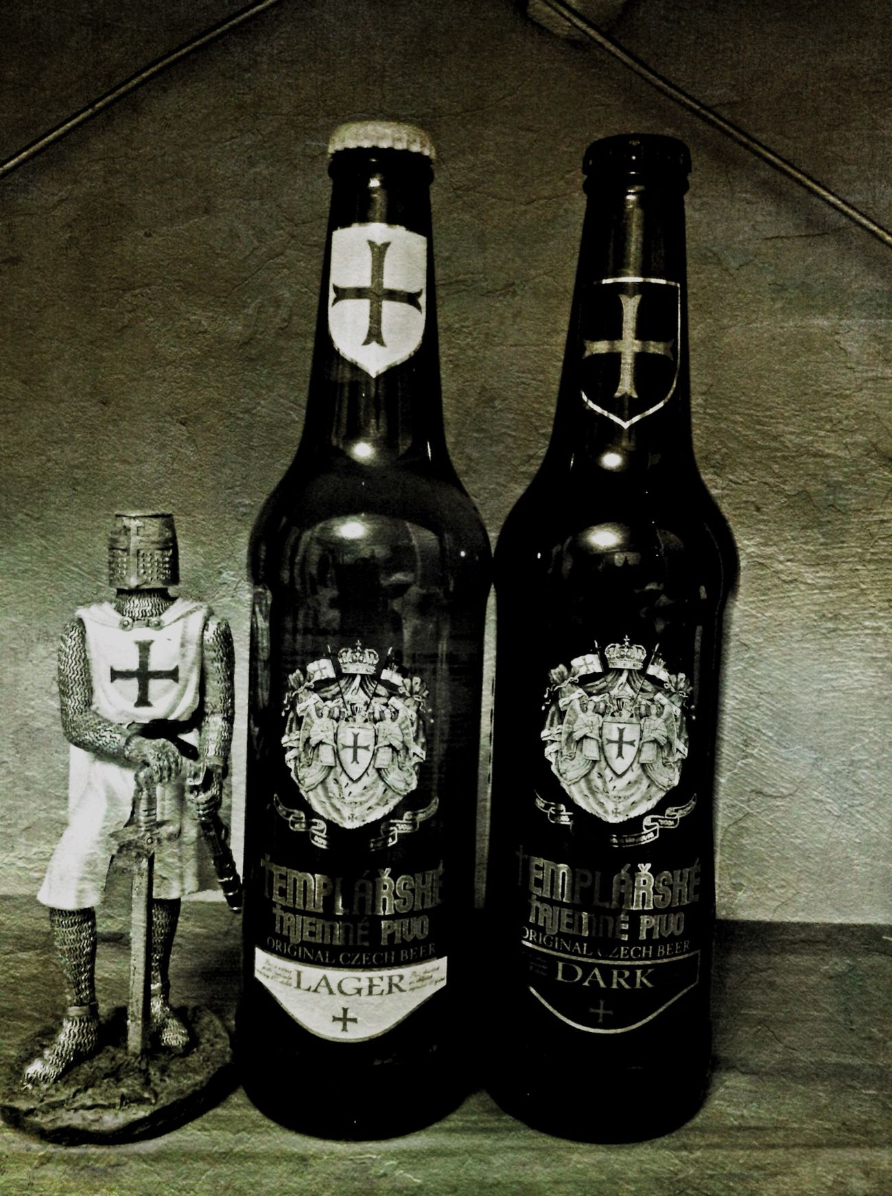 Beer Czech Beer Knights Templar