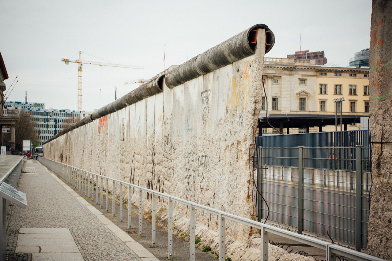 Beautiful stock photos of berliner mauer, Architecture, Berlin Wall, Building Exterior, Built Structure