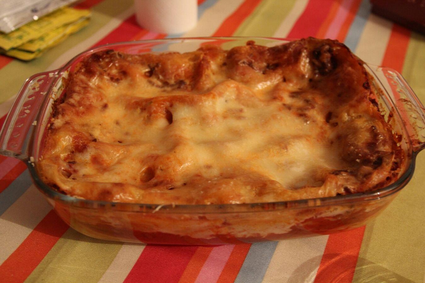 Yummy Food Porn Lasagne Homemade Lasagna