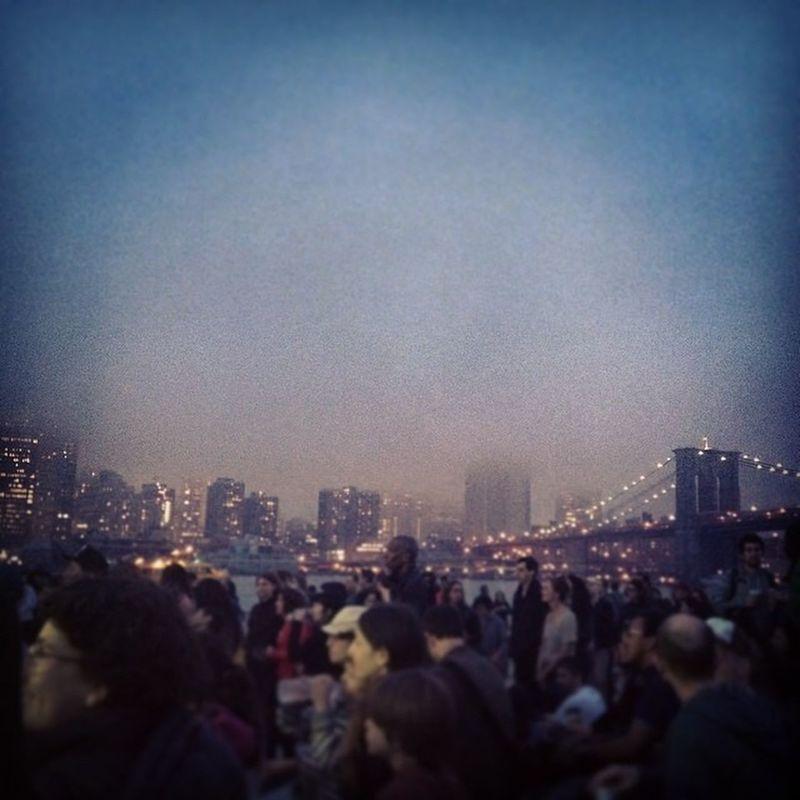 Brooklyn Bridge Park! Bric Celebratebrooklyn Cibomatto