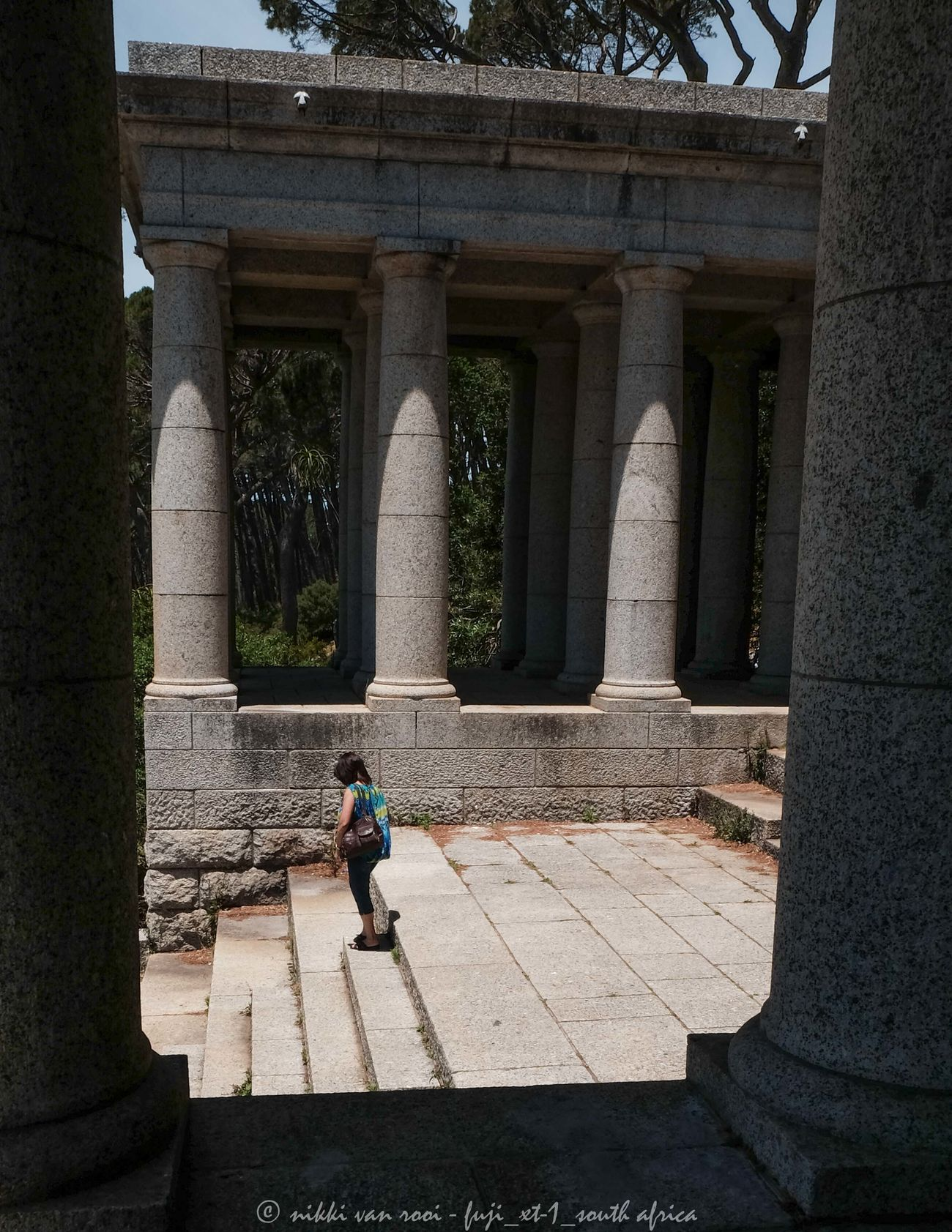 Rhodes memorial taken with Fujifilm XT-1 Cape Town Rhodesmemorial Fujifilm_xseries FUJIFILM X-T1