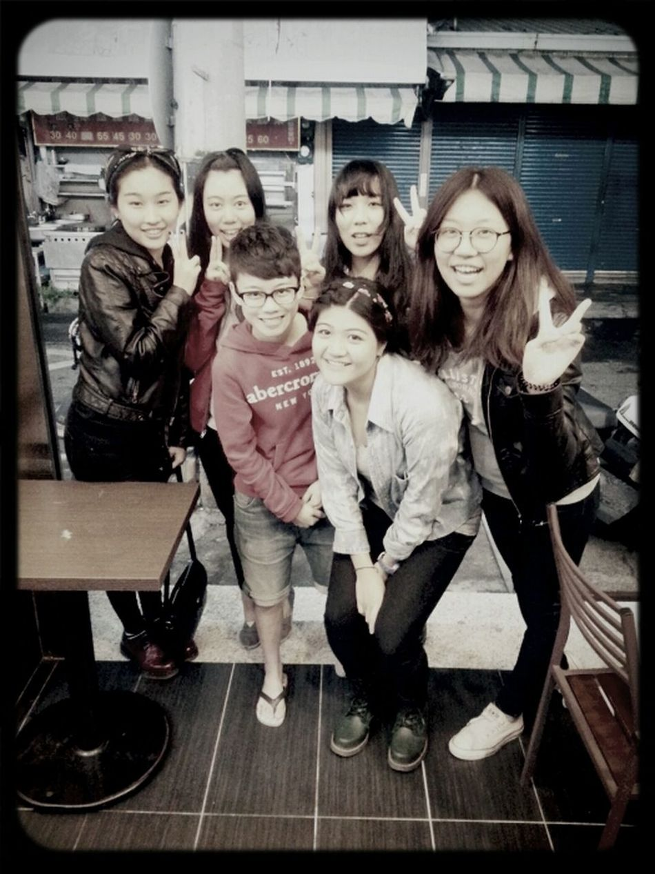 My Little Chillies<3 All Together !!! Happyness as we all get 2gether it was 3 month ago
