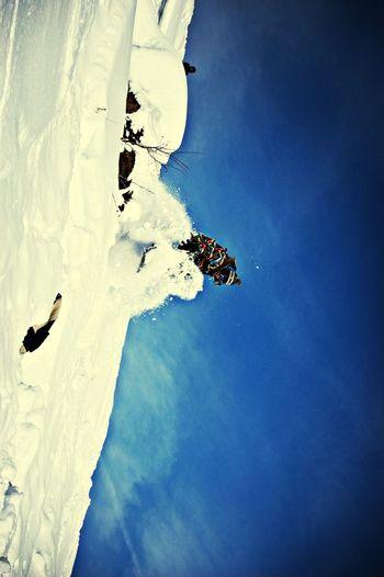 Snowboarding Throwback