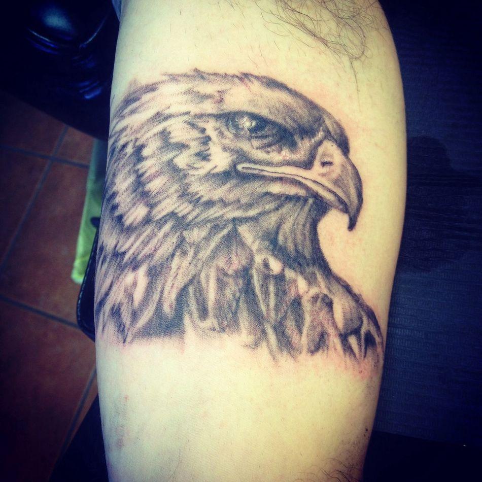 Tattoo inked
