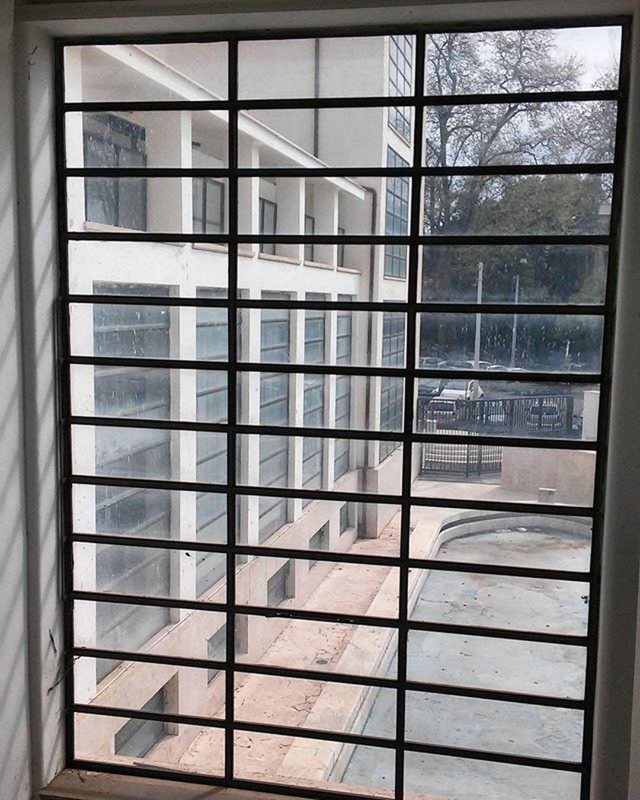 24 marzo 2016 casa della gil, luigi moretti - Trastevere Casagil Moretti Razionalismo Ventennio Roma Windowview Roma Architecture