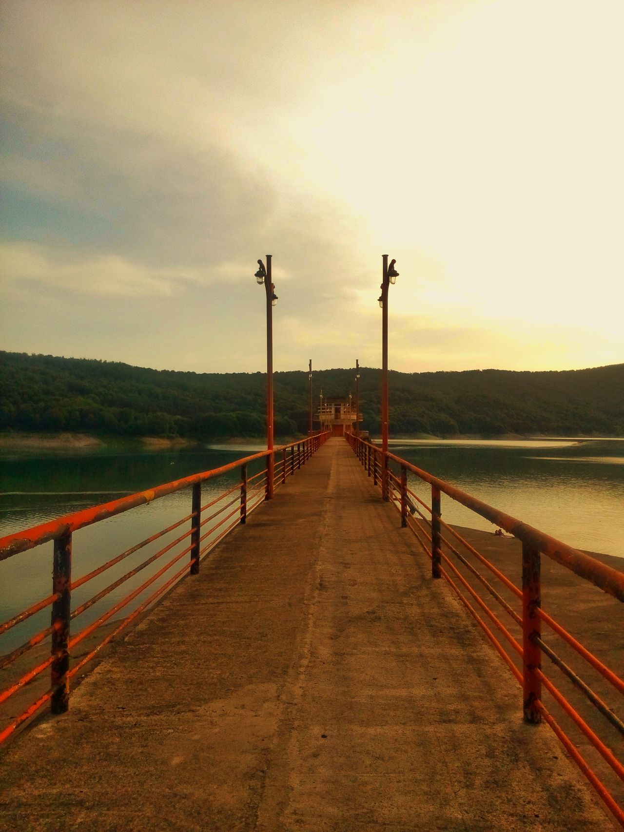 Nature Bridge Colors ManyColors Lake Eye4photography  Mycountry Silence