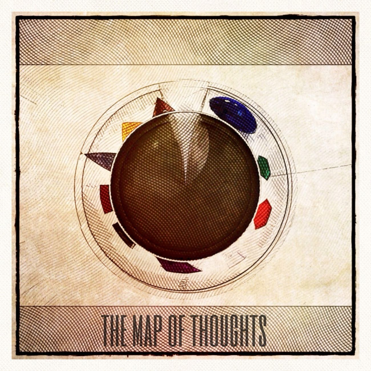 The map of thoughts