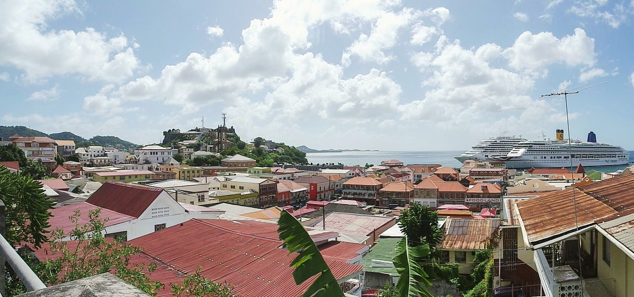 Grenada landscape City Cityscape Travel Destinations Cloud - Sky Sky Outdoors Urban Skyline Building Exterior Day No People Architecture Postcard Fresh 3 Eye4photography  Open Edit EyeEm Best Shots Landscape_Collection Landscape_photography Landscape Landscapes With WhiteWall